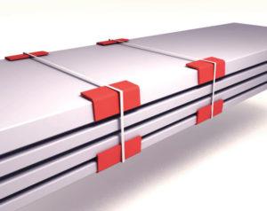 Уголок для паллетирования 100x100x2 мм